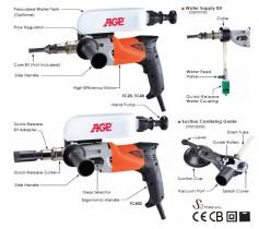 Máy Khoan Bê Tông - AGP - TC20 / TC40 / TC402