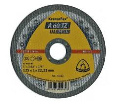 Đá Cắt Inox / Nhôm - A60TZ Special  Ø125x1mm
