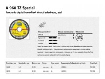 Đá Cắt - A960 TZ Special 105x1mm